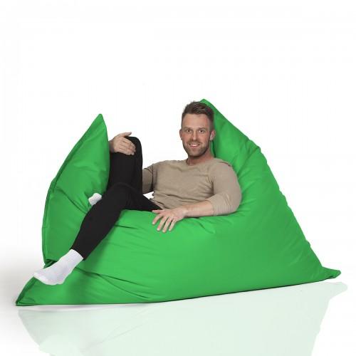 CrazyShop sedací vak MAXI, zelená