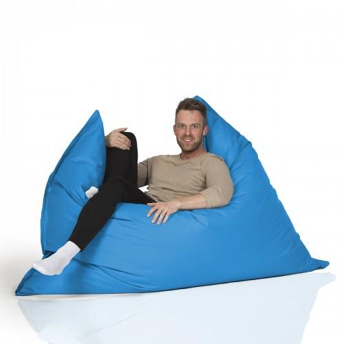 CrazyShop sedací vak MAXI, modrá