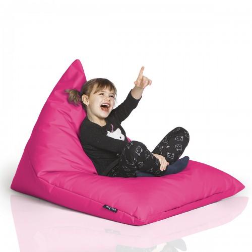 CrazyShop sedací vak TRIANGL S, ružová