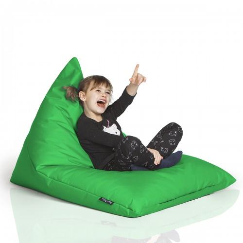 CrazyShop sedací vak TRIANGL S, zelená