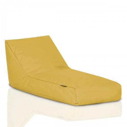CRAZYSHOP Lehátko Standard, žlutá
