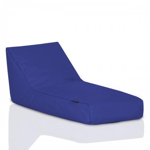 CRAZYSHOP Lehátko Standard, tmavě modrá