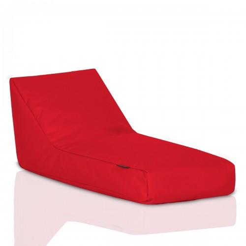 CRAZYSHOP Lehátko Standard, červená