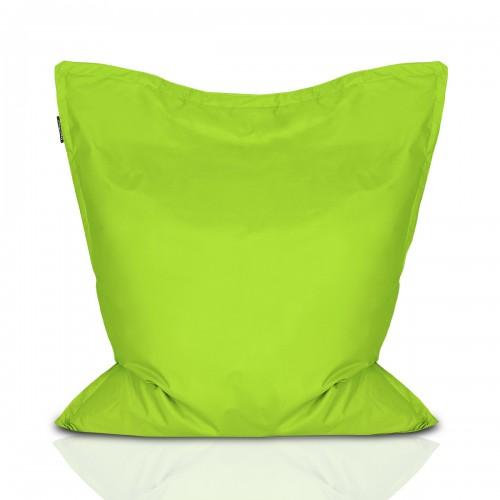 CrazyShop sedací vak PIGI, neónovo zelená