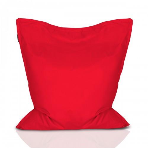 CrazyShop sedací vak PIGI, červená