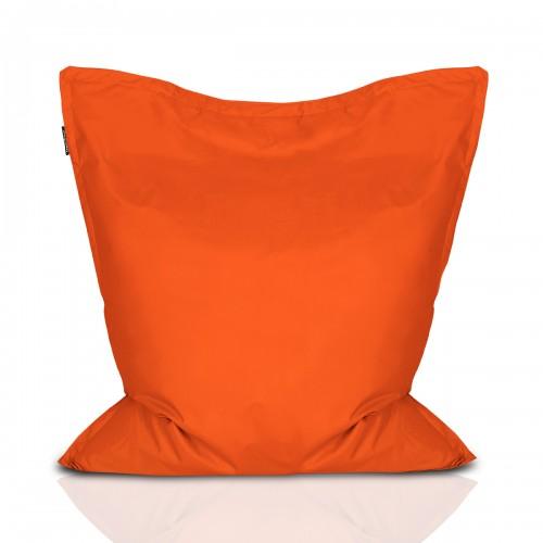 CrazyShop sedací vak PIGI, oranžová
