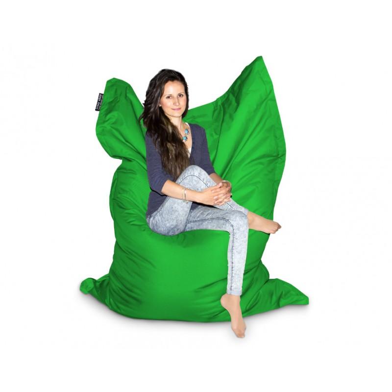 CrazyShop sedací vak XXXL, zelená