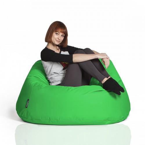 CrazyShop sedací vak COOL, zelená