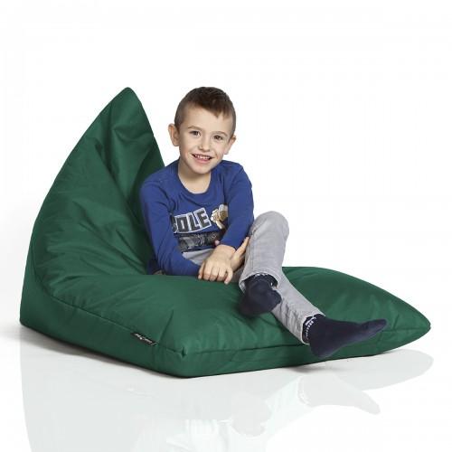 copy of CrazyShop sedací vak TRIANGL S, tmavo zelený